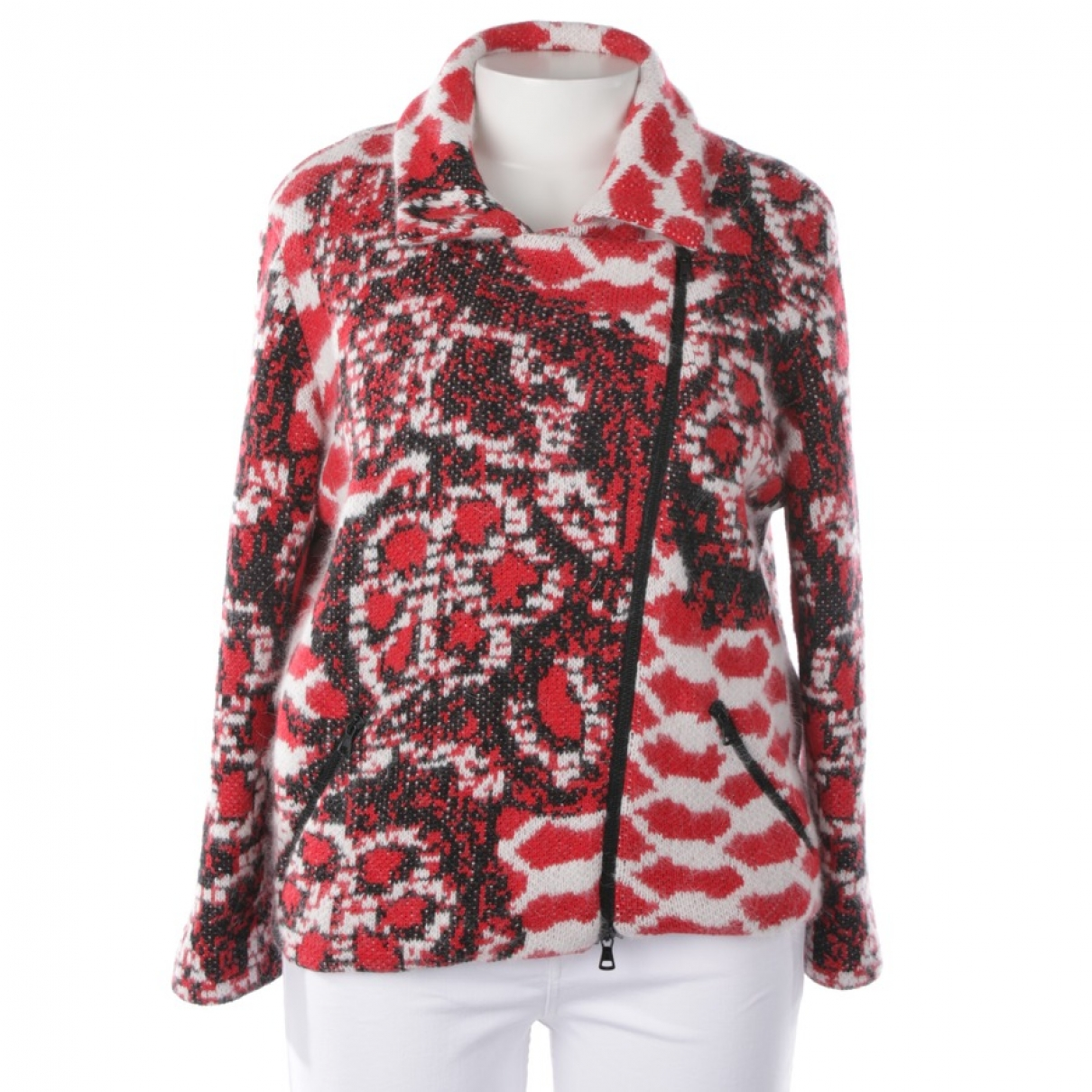 Lala Berlin - Veste   pour femme en laine - multicolore