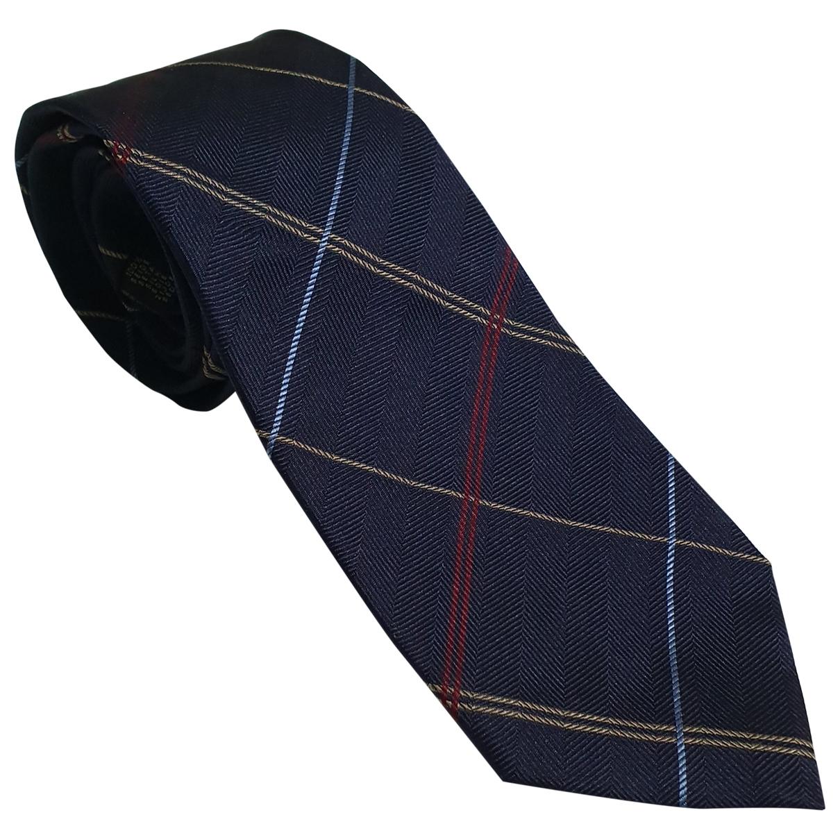 Corbata de Seda Abercrombie & Fitch
