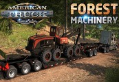 American Truck Simulator - Forest Machinery DLC Steam Altergift
