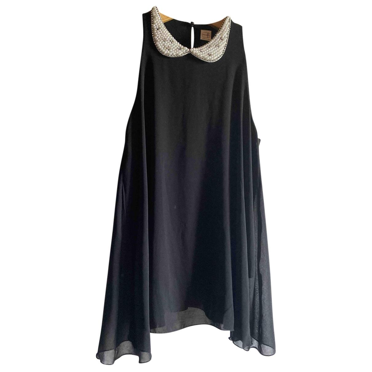 - Top Oversize pour femme - noir