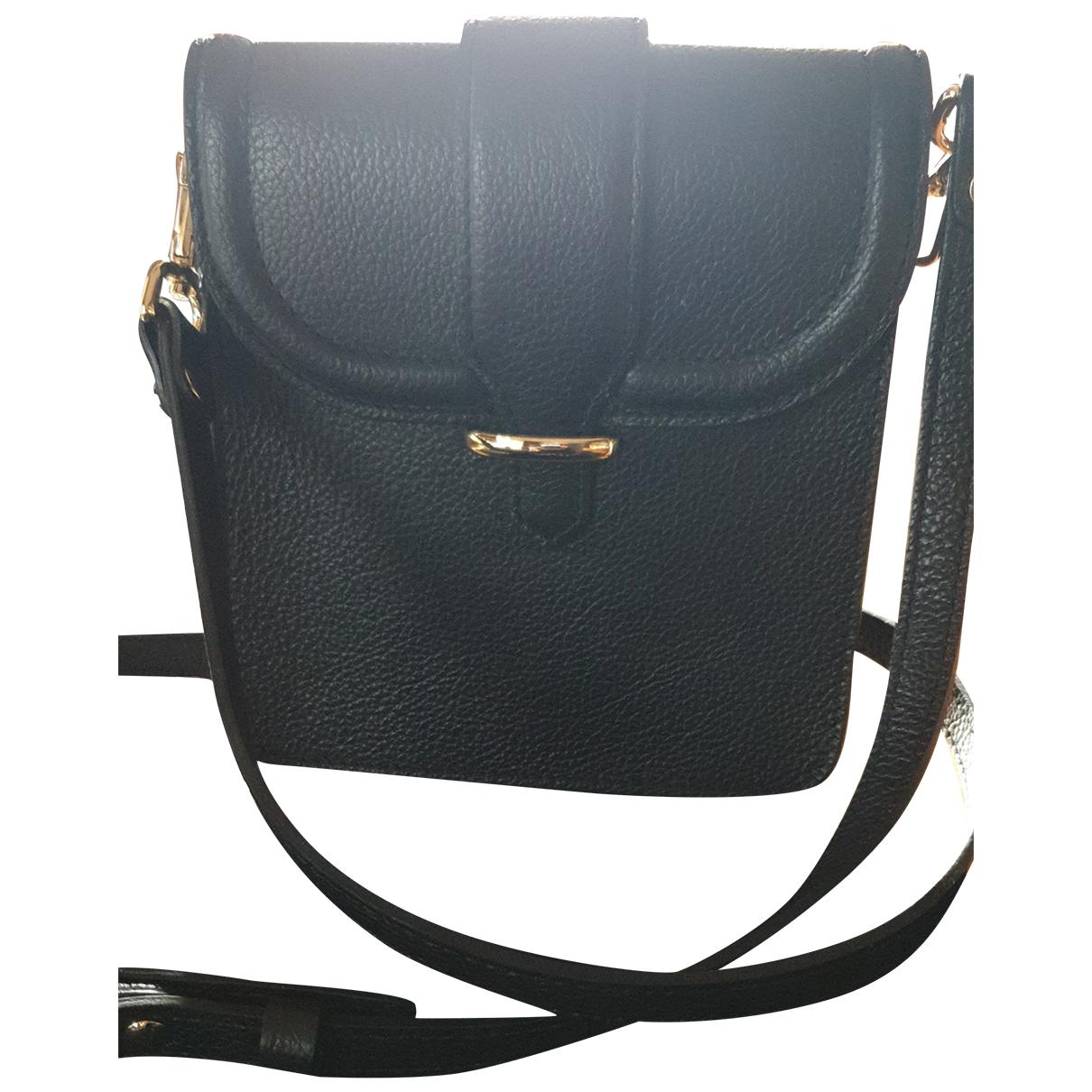 Gianni Chiarini N Black Leather Clutch bag for Women N