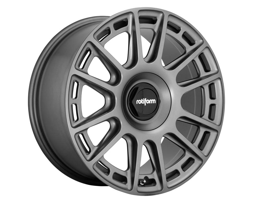 Rotiform R158198500+35D 1 Piece OZR Wheel 19.00x8.50 Blank 35 Matte Anthracite