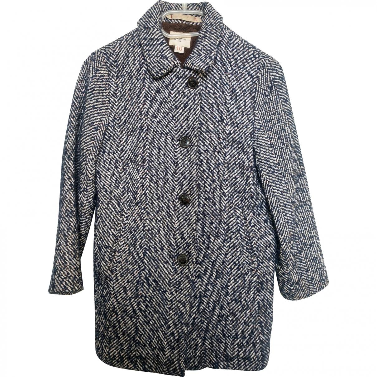 Bellerose \N Blue Tweed jacket & coat for Kids 8 years - up to 128cm FR
