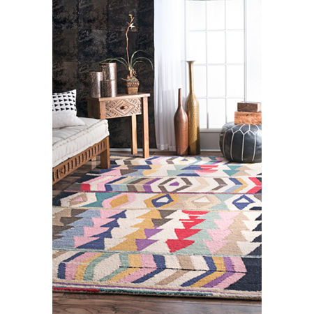 nuLoom Hand Tufted Ofelia Rug, One Size , Multiple Colors