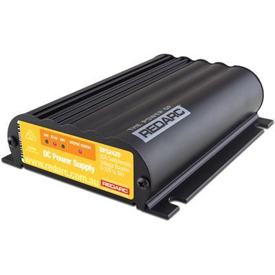 REDARC 24V 20A In-Vehicle Dc Power Supply - DPS2420