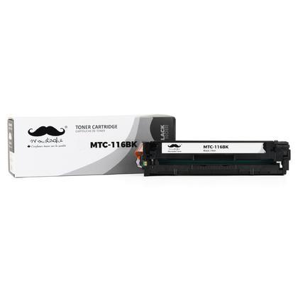 Compatible Canon ImageClass MF8050CN Toner 116BK 1980B001AA Black  - Moustache