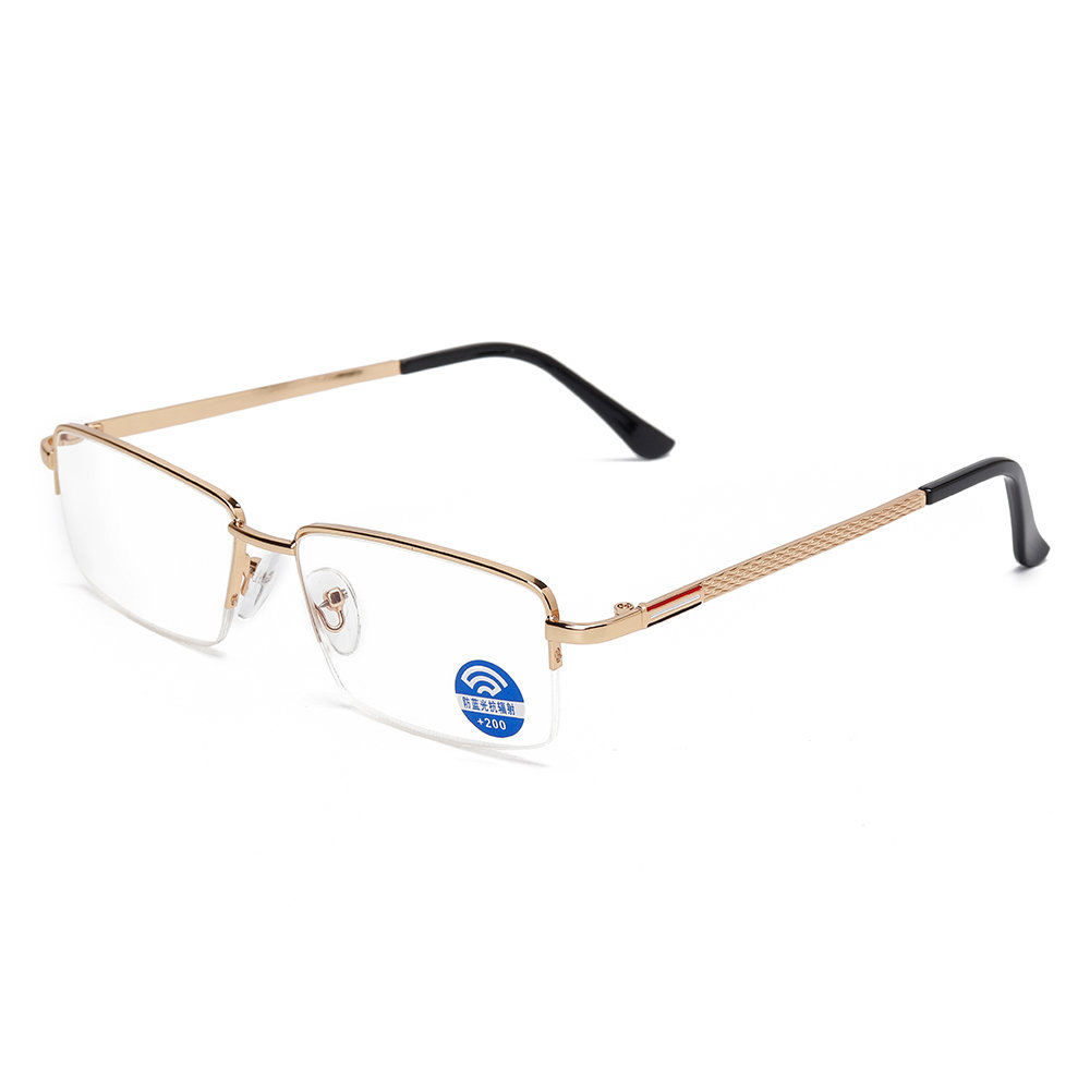 Men Women Anti-blue Light Radioprotection Reading Glasses Outdoor Home Computer Presbyopic Glasses