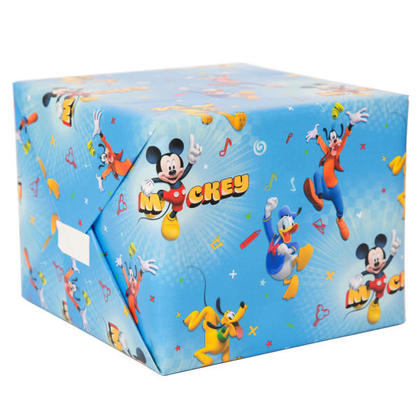 Mickey Mouse 1 Gift Wrap Roll 30