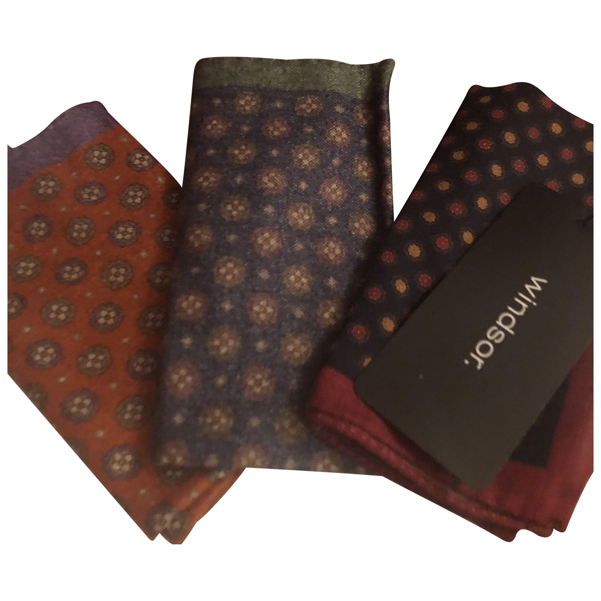 Corbata de Lana Windsor