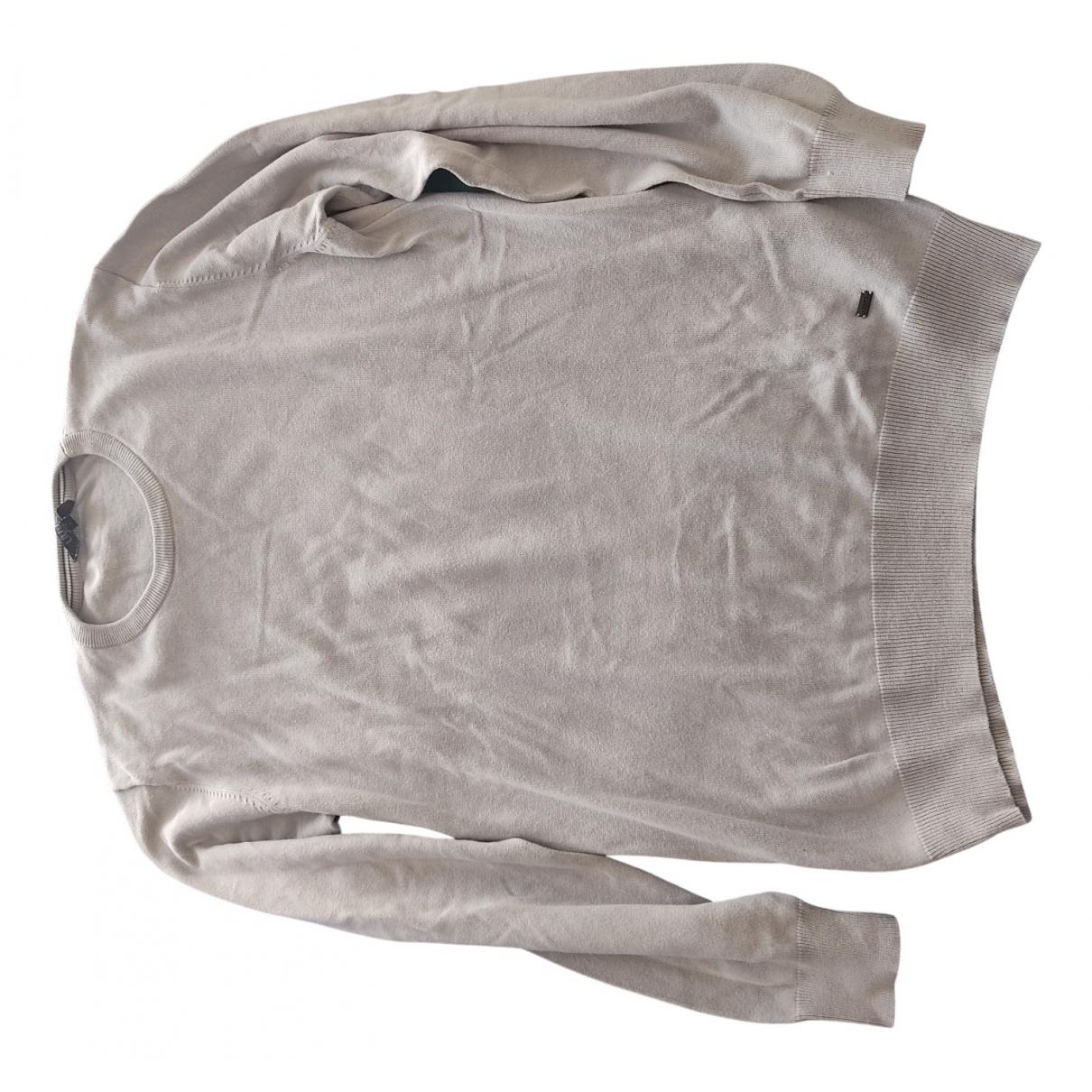 Liu.jo \N Pullover.Westen.Sweatshirts  in  Grau Baumwolle