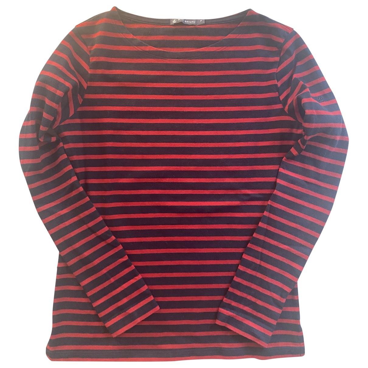 Petit Bateau \N Blue Cotton Knitwear for Women S International