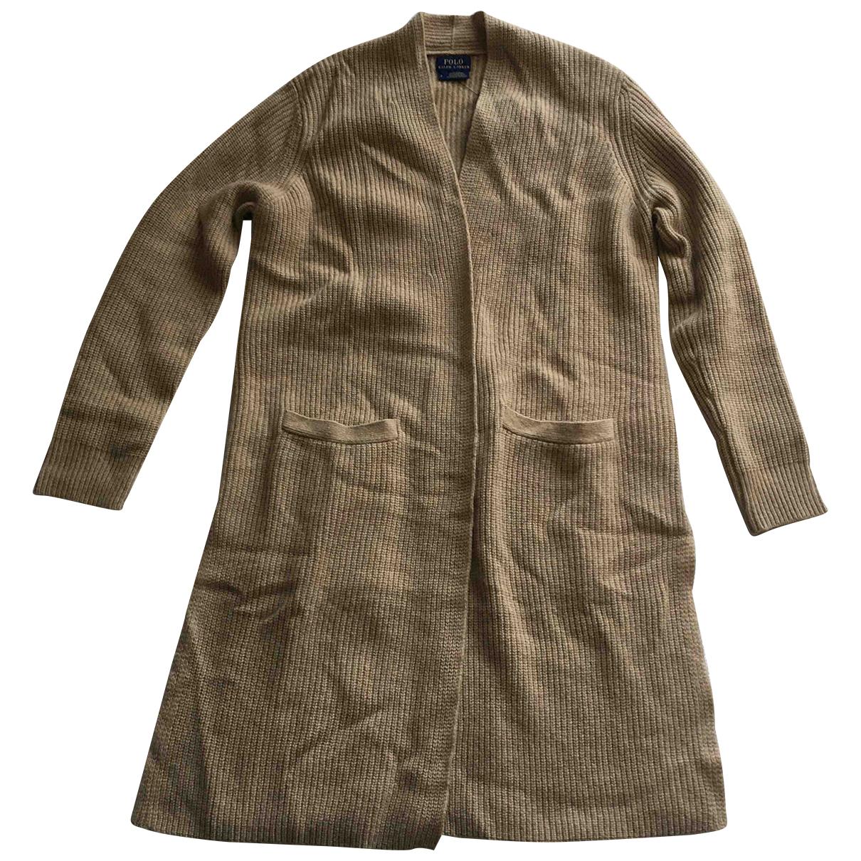 Polo Ralph Lauren \N Camel Cashmere Knitwear for Women S International