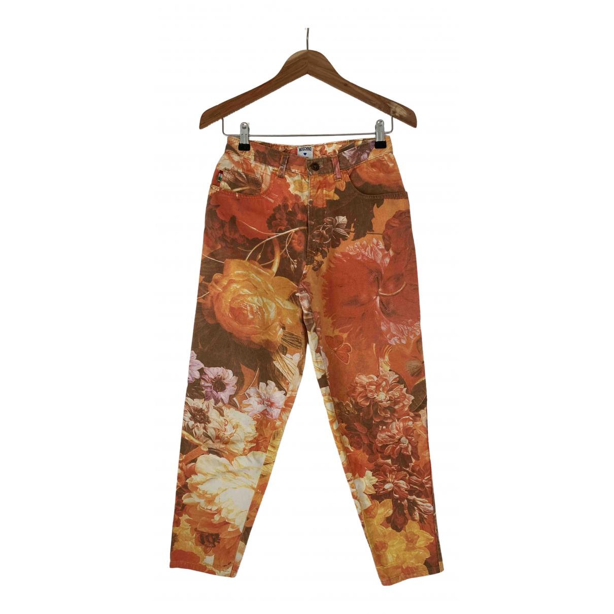 Pantalon zanahoria Moschino Cheap And Chic