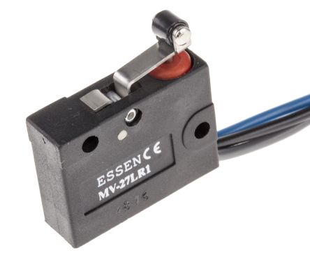 RS PRO SP-CO Short Roller Lever Microswitch, 5 A @ 250 V ac
