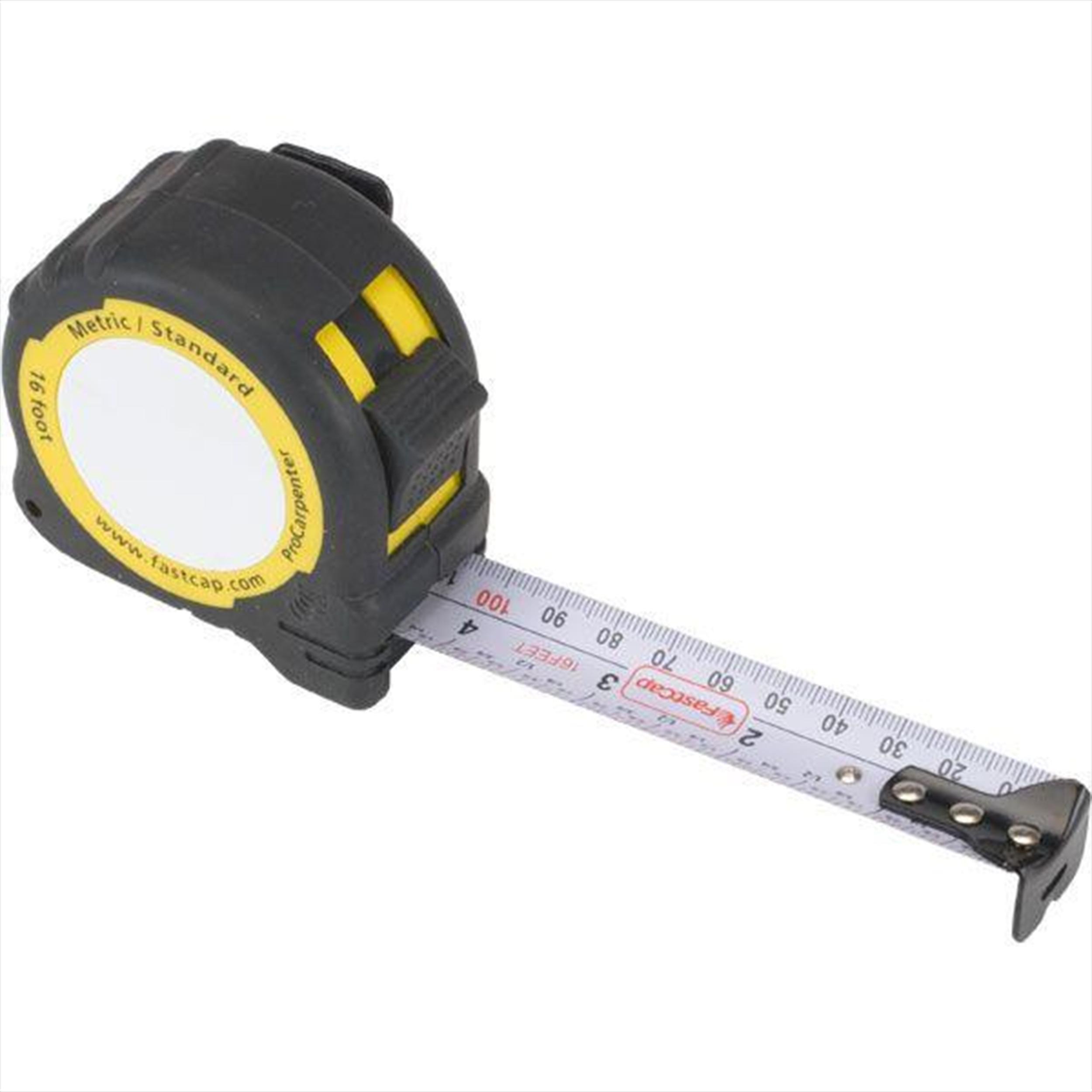 Metric/Standard 16' Tape Measure