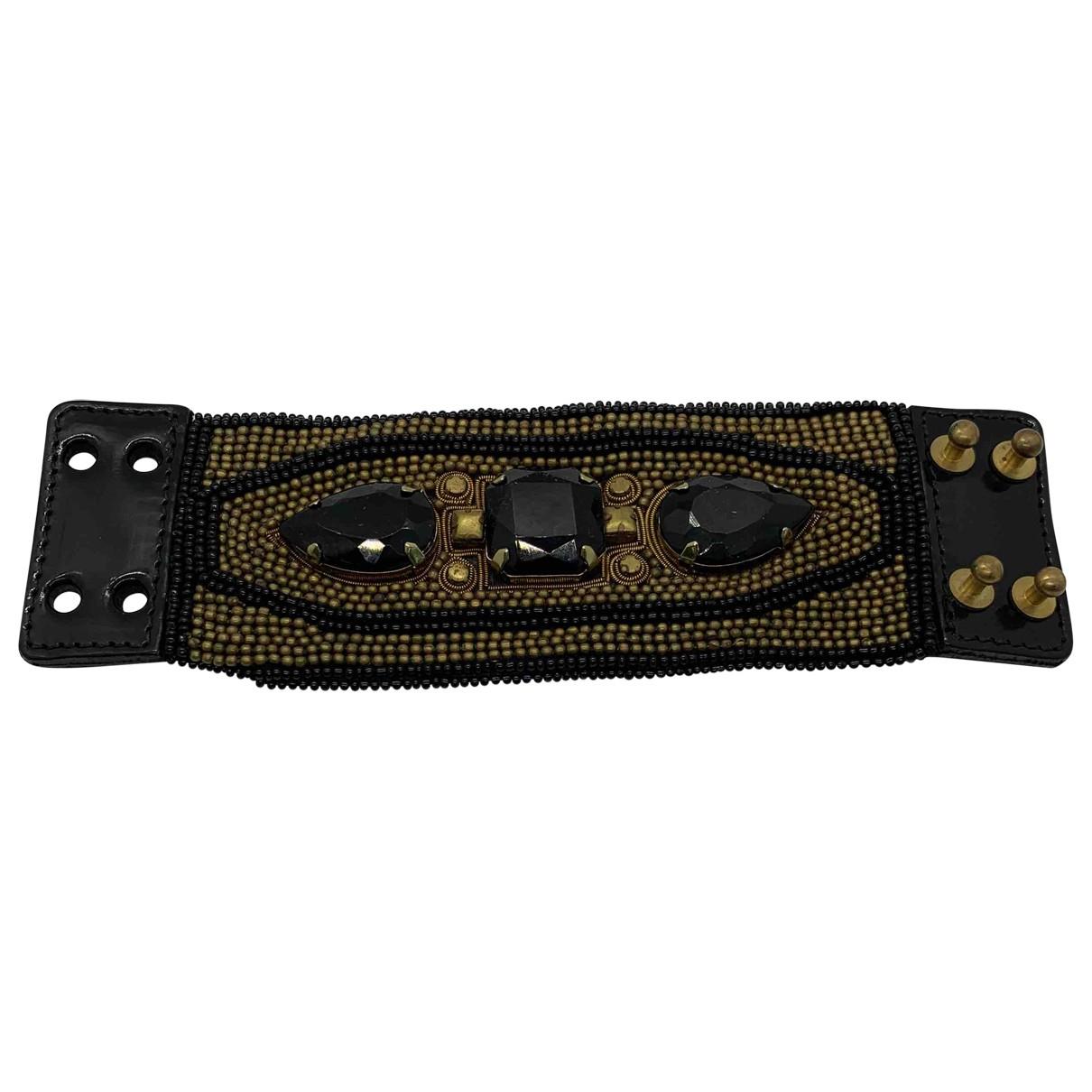 Fiona Paxton \N Black Cloth bracelet for Women \N
