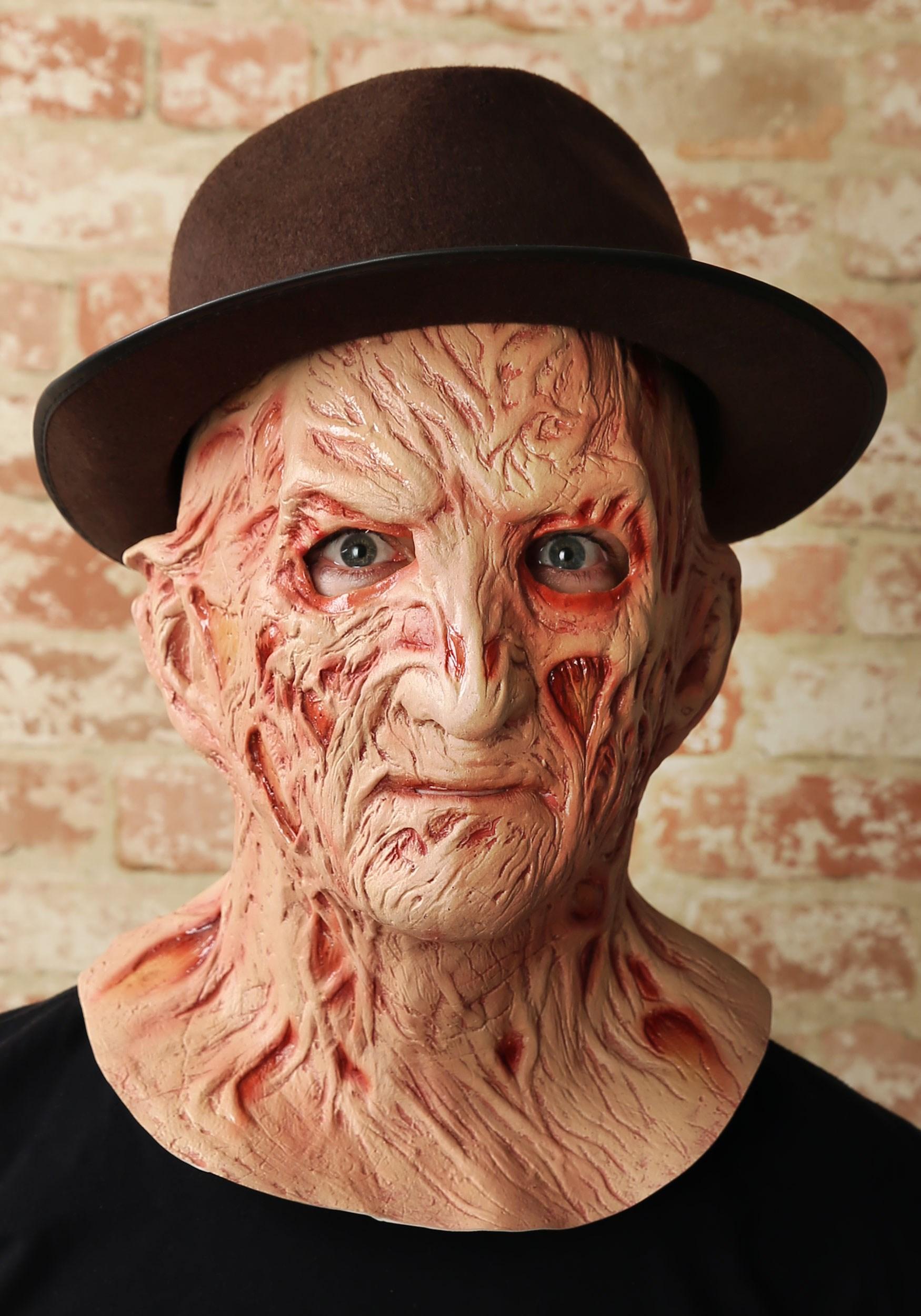 Freddy Krueger Nightmare on Elm Street 4 Mask