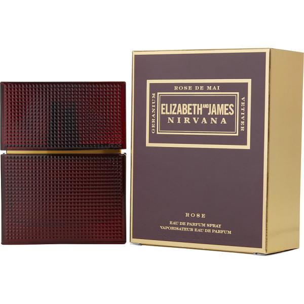 Nirvana Rose - Elizabeth and James Eau de parfum 30 ml