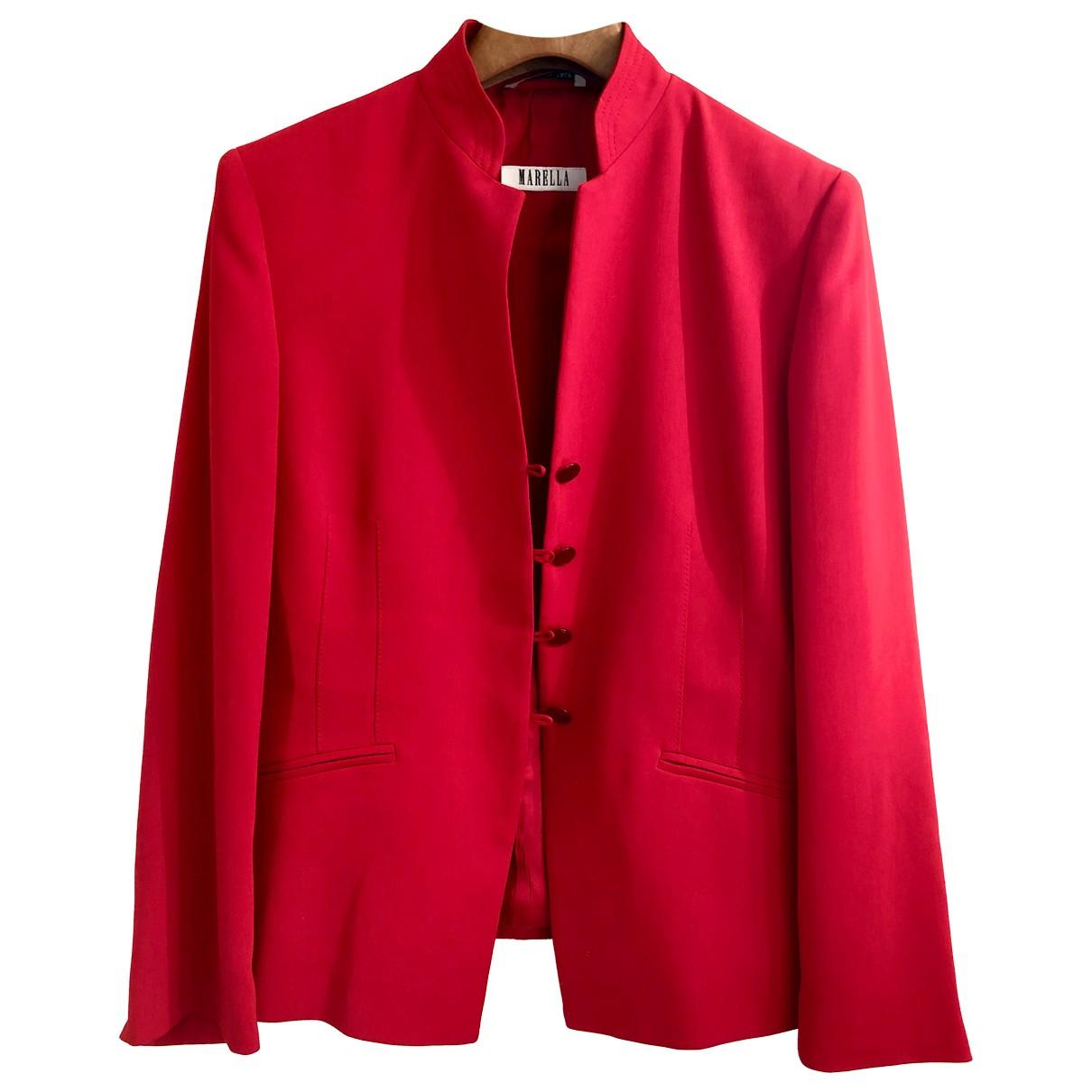Marella - Veste   pour femme - rouge