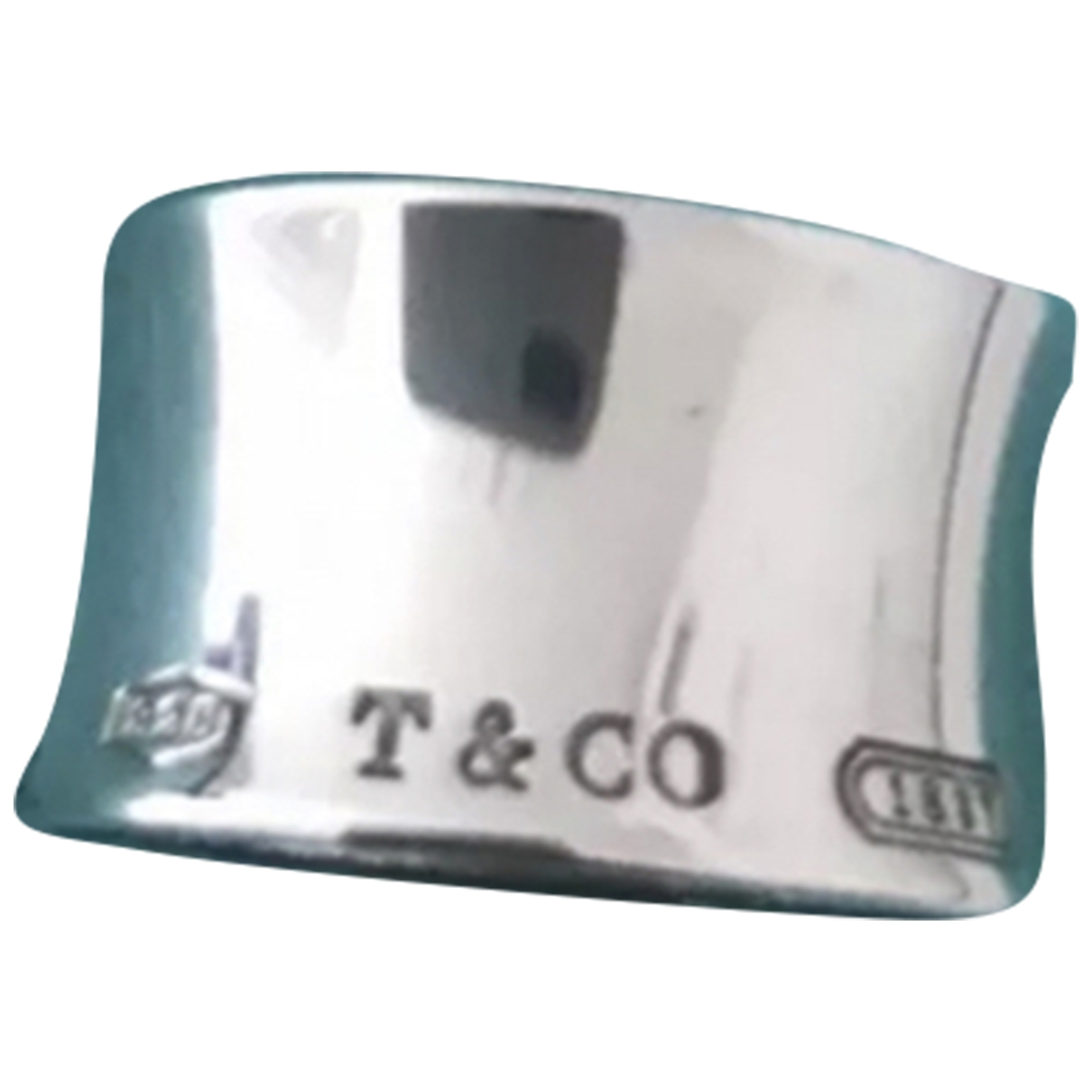 Tiffany & Co Tiffany 1837 Silver Silver ring for Women 7 ¼ US