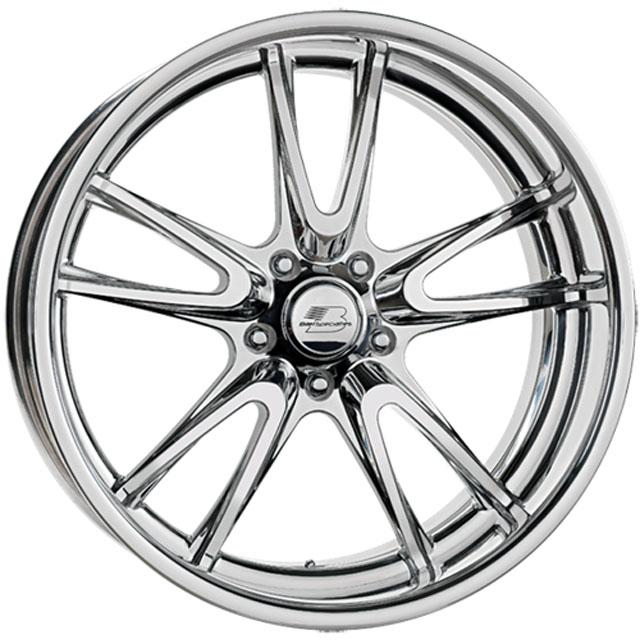 Billet Specialties SLC17285Custom Fury Wheel 20x8.5