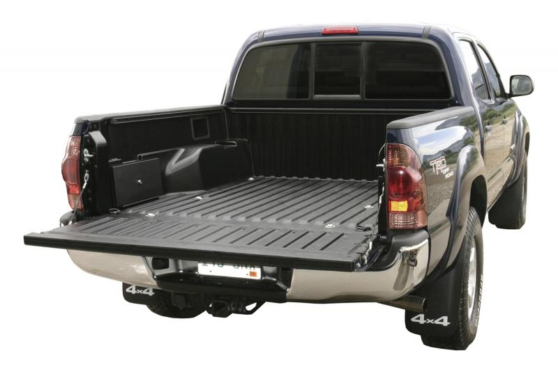 Tuffy Security 161-01 Truck Bed Security Lockbox Toyota Tacoma 2005-2017