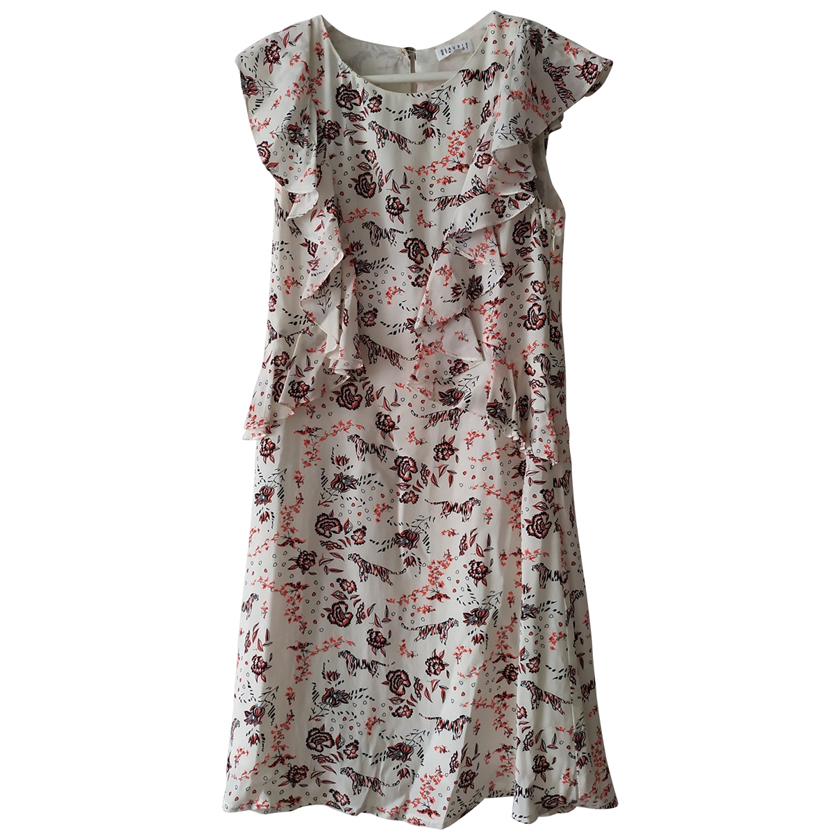 Claudie Pierlot \N White dress for Women 36 FR
