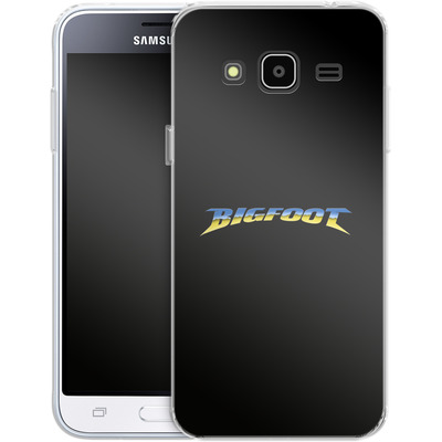 Samsung Galaxy J3 (2016) Silikon Handyhuelle - Bigfoot Black von Bigfoot 4x4