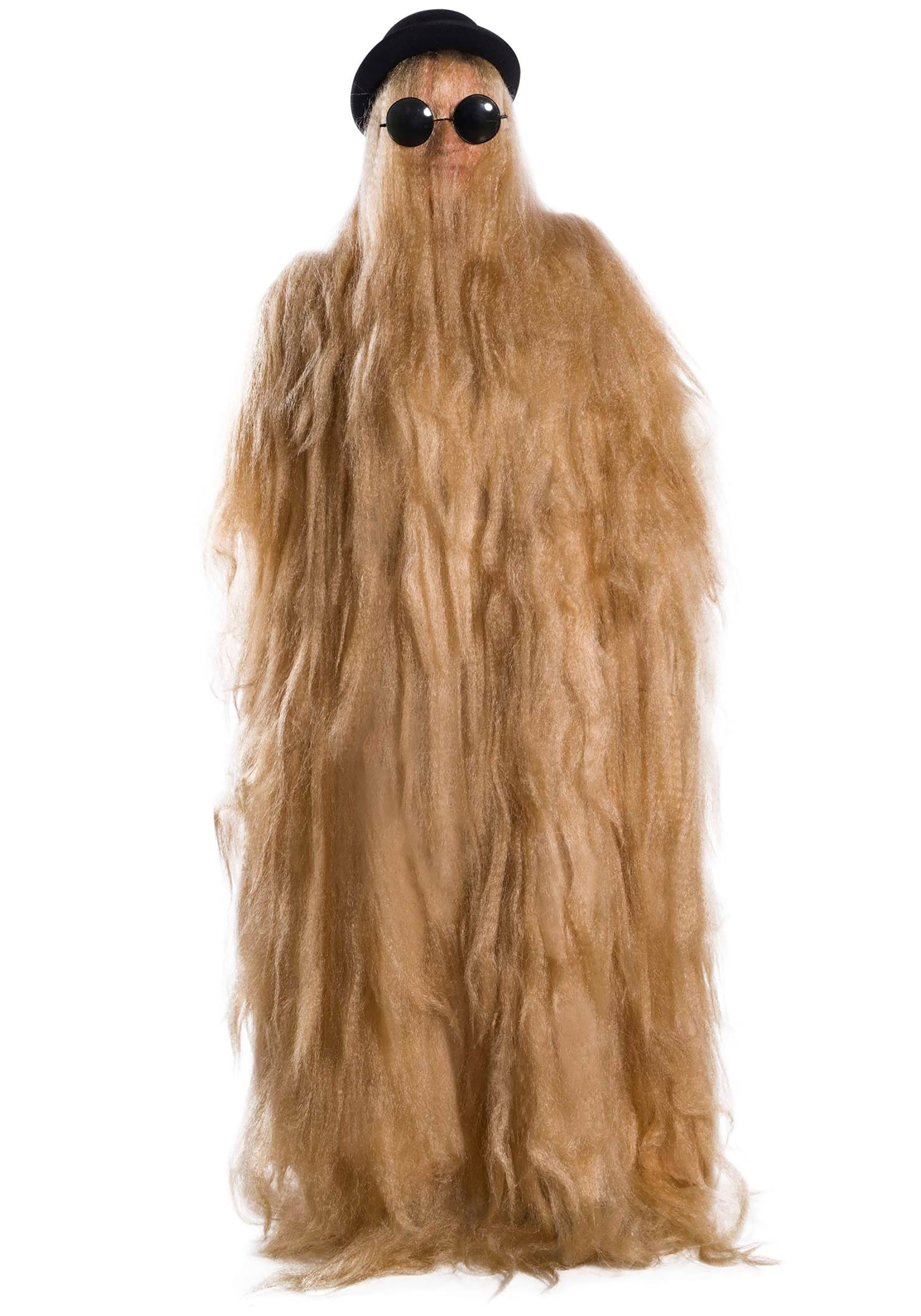Addams Family Cousin It Costume Adults