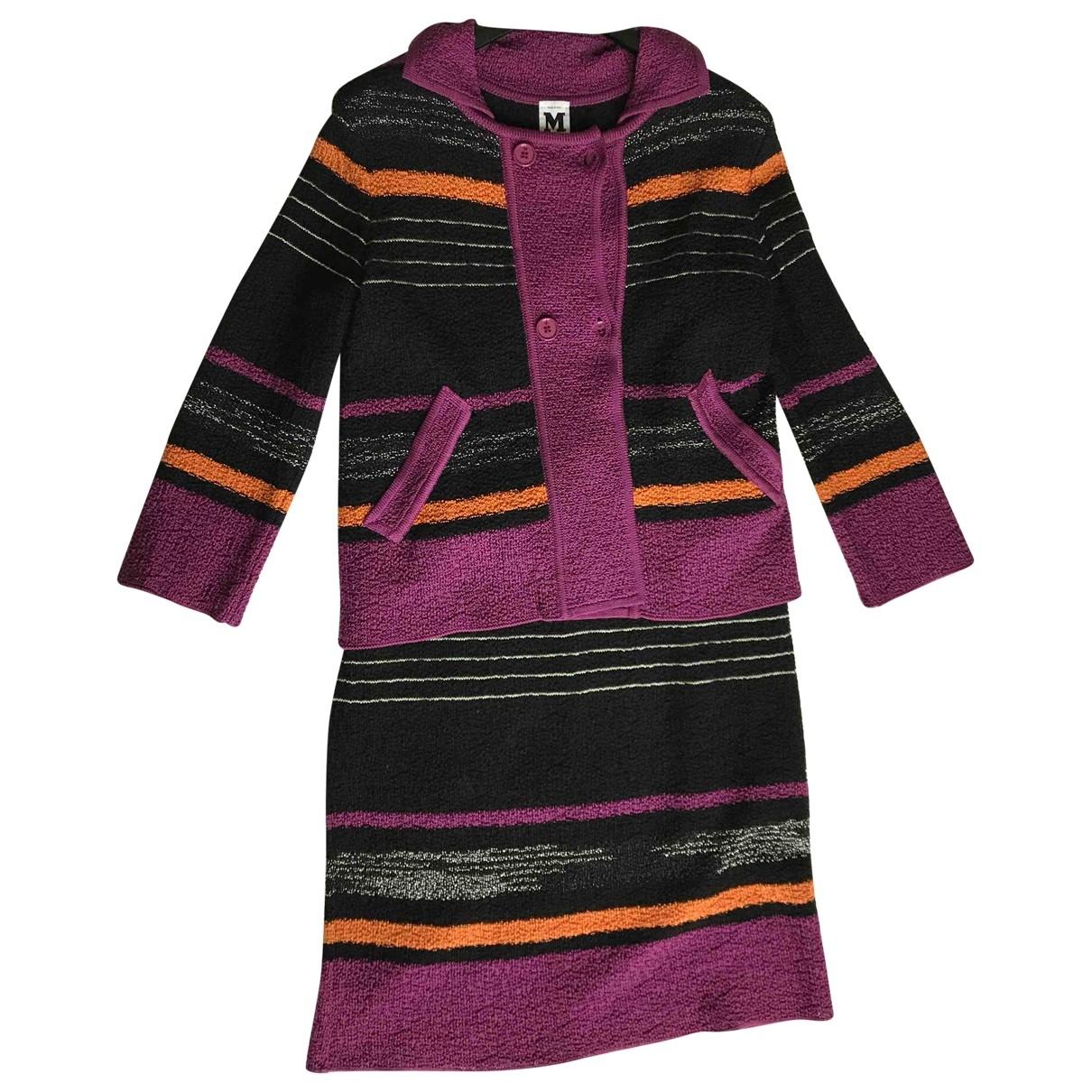 M Missoni \N Kleid in  Bunt Baumwolle