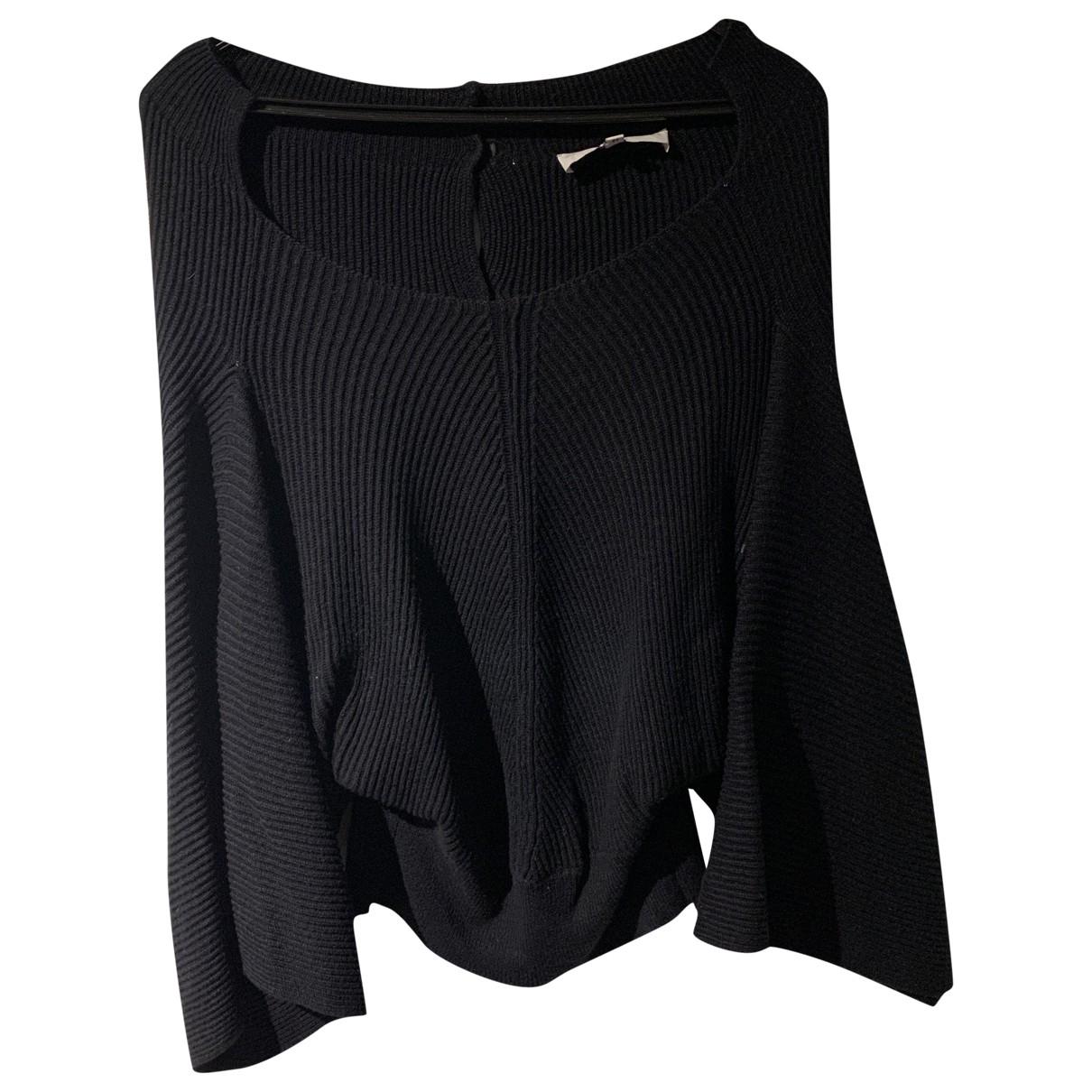 Stella Mccartney \N Black Wool Knitwear for Women 6 US