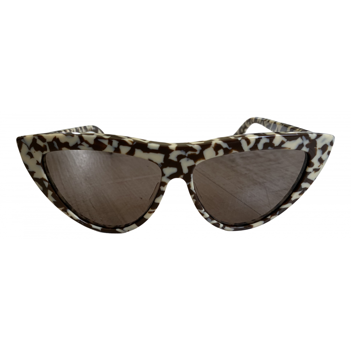 Bottega Veneta \N White Sunglasses for Women \N