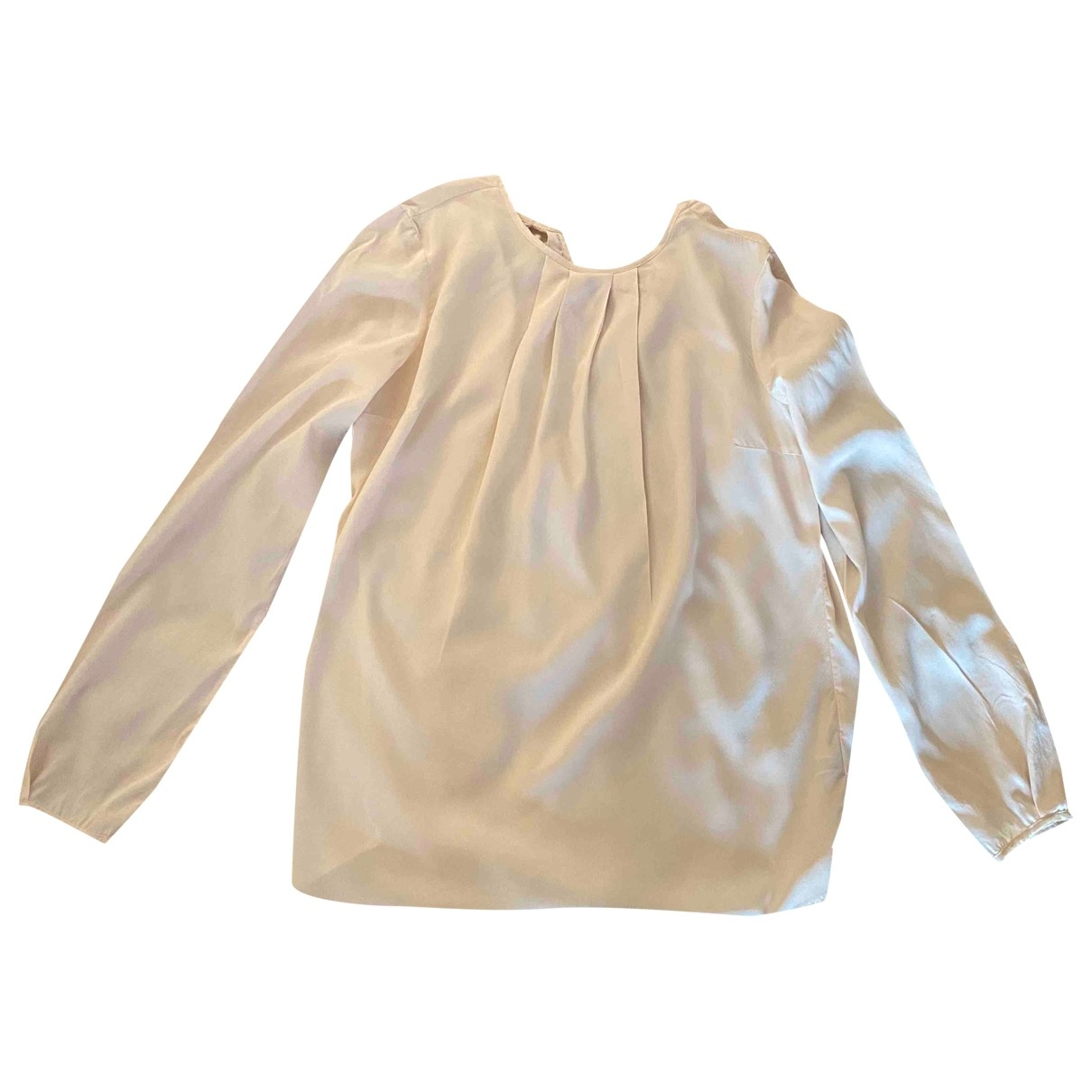 Non Signé / Unsigned \N Silk  top for Women M International
