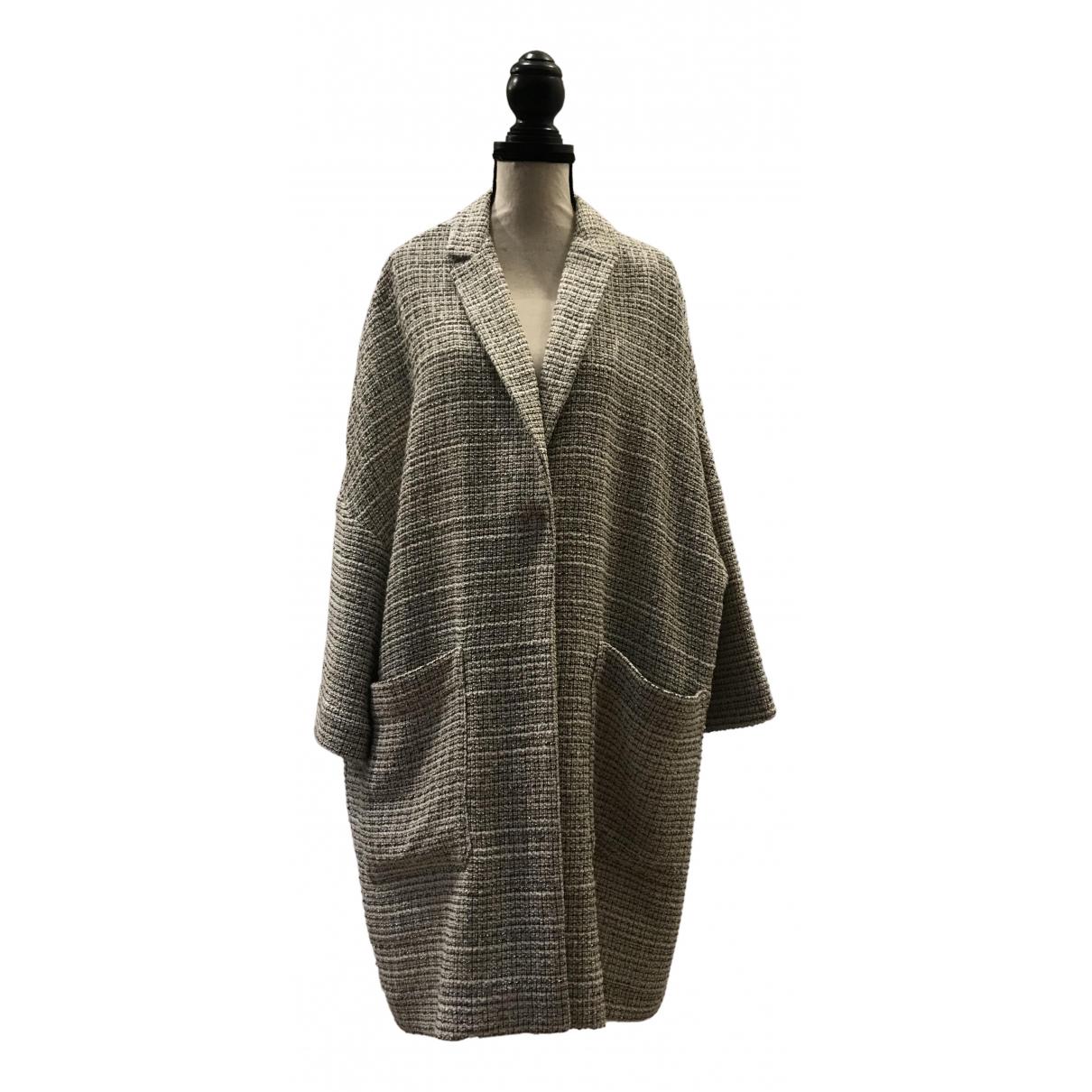 Semicouture - Veste   pour femme en coton - blanc