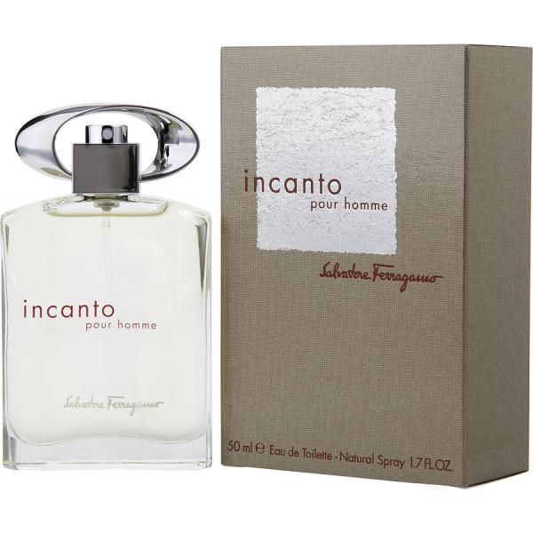 Salvatore Ferragamo - Incanto : Eau de Toilette Spray 1.7 Oz / 50 ml