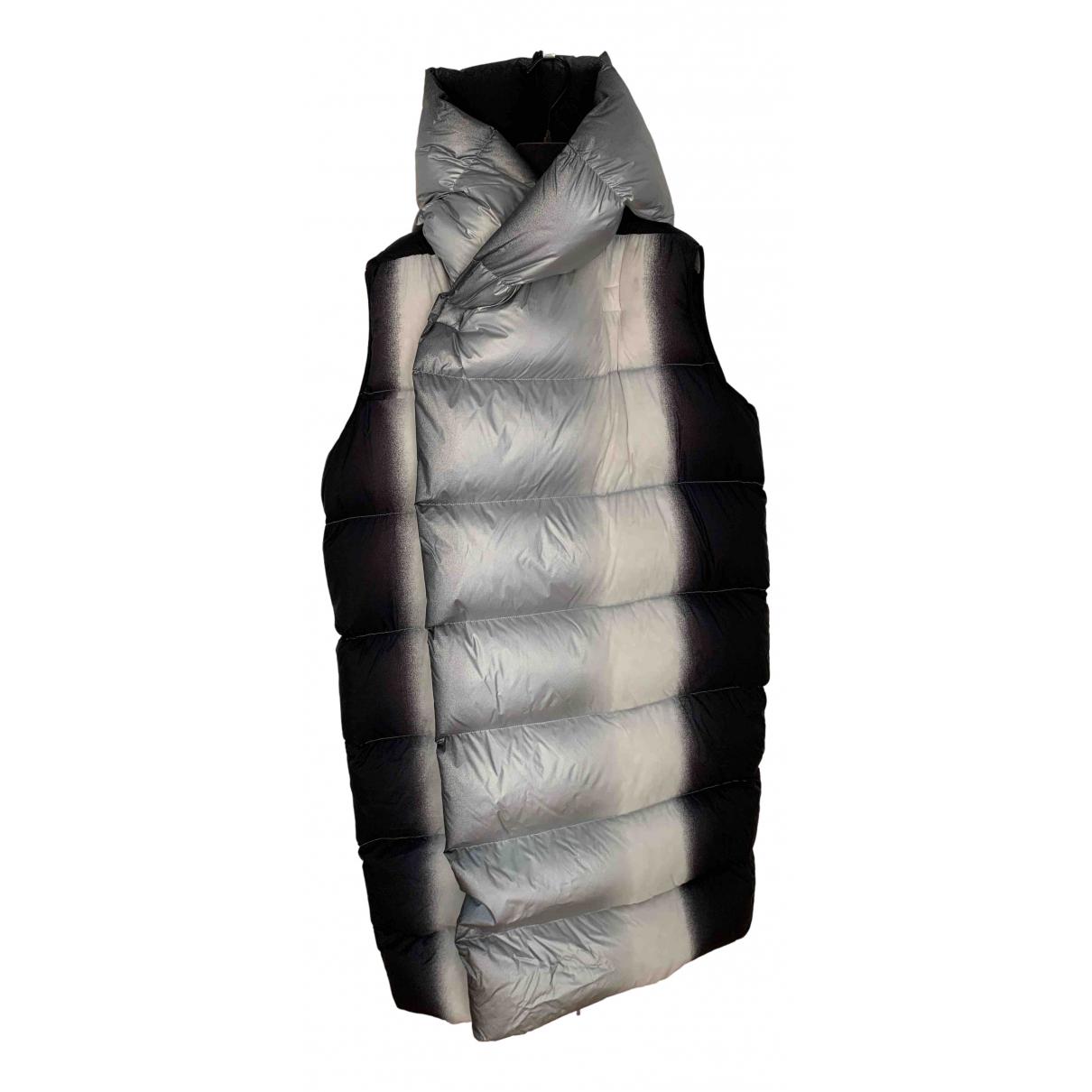 Rick Owens - Manteau   pour femme - anthracite