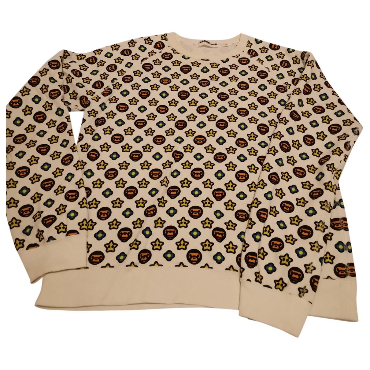 A Bathing Ape N Multicolour Cotton Knitwear for Women S International