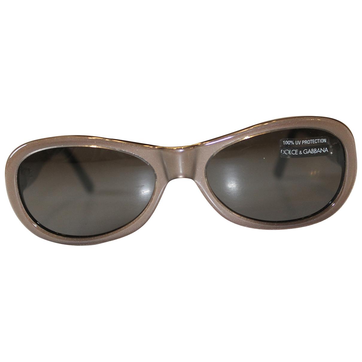 Dolce & Gabbana \N Sonnenbrillen in Kunststoff