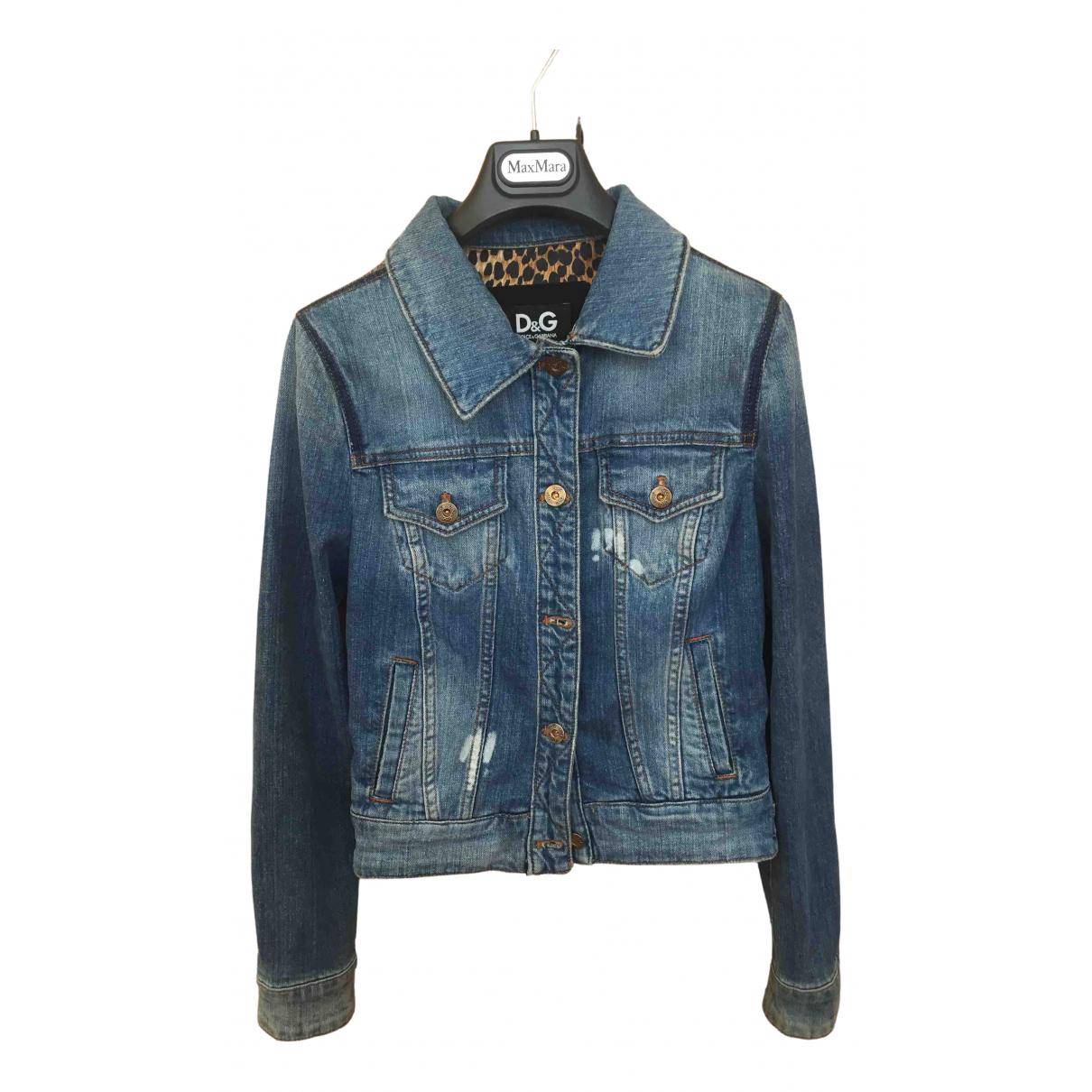 D&g \N Jacke in  Bunt Denim - Jeans