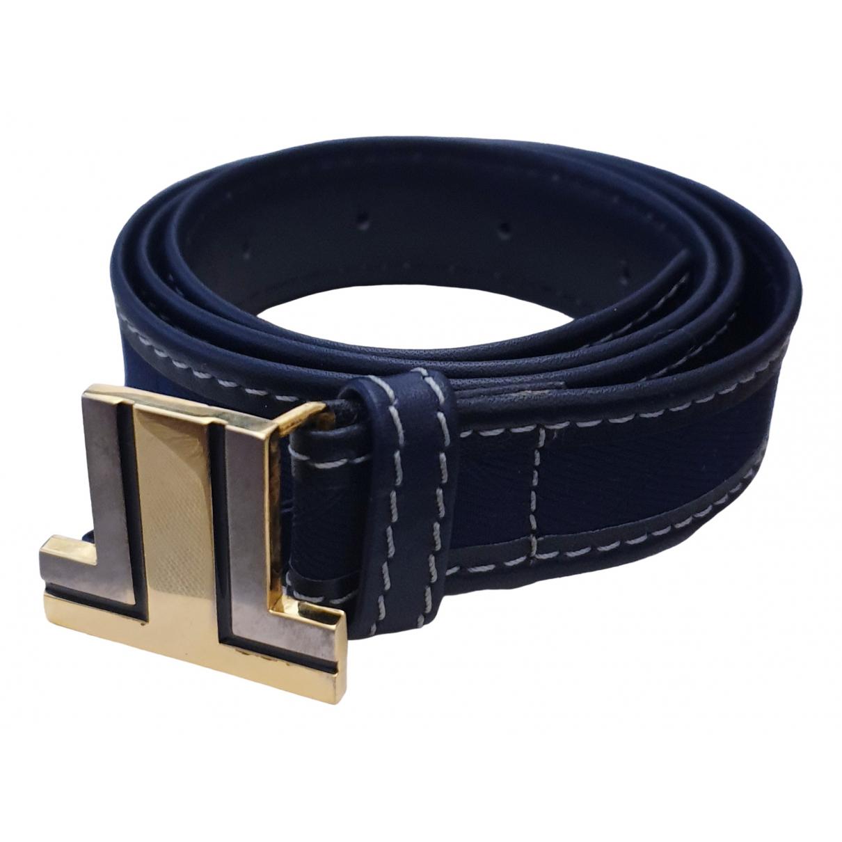 Cinturon de Cuero Lanvin