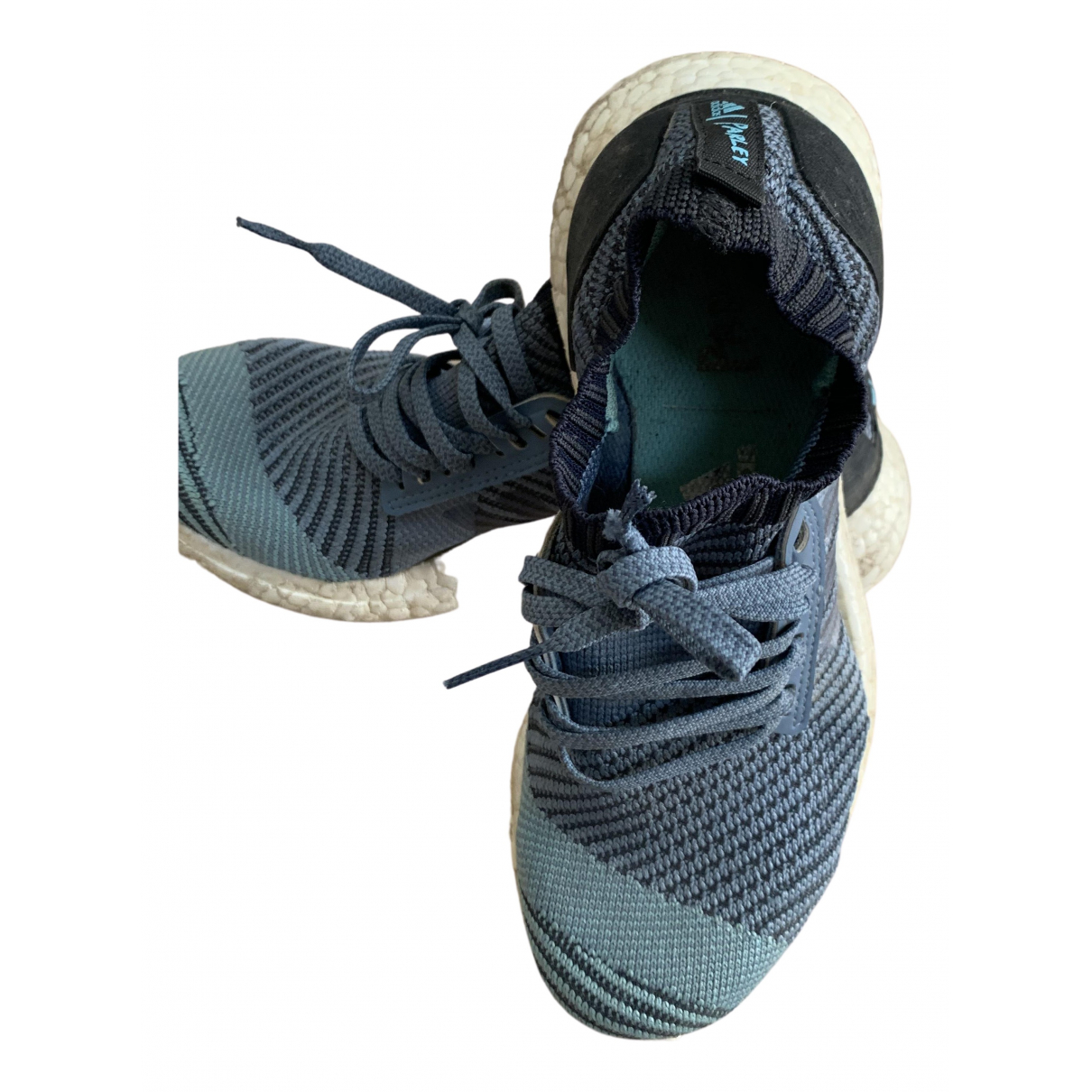 Adidas Ultraboost Sneakers in  Tuerkis Polyester