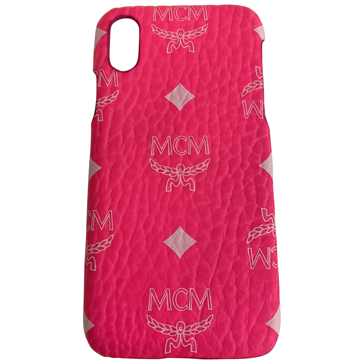 Mcm \N Pink Accessories for Life & Living \N