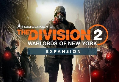 Tom Clancys The Division 2 - Warlords Of New York DLC EU Uplay CD Key
