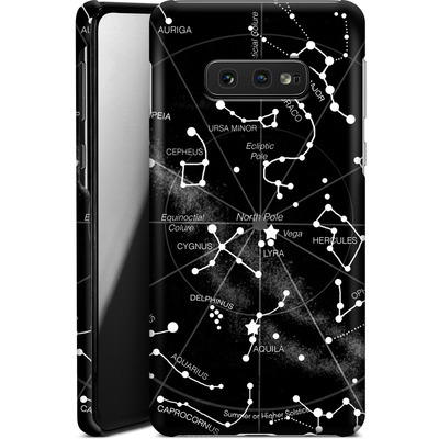Samsung Galaxy S10e Smartphone Huelle - Constellations von Terry Fan