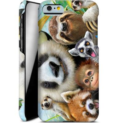 Apple iPhone 6 Smartphone Huelle - Zoo Selfie von Howard Robinson
