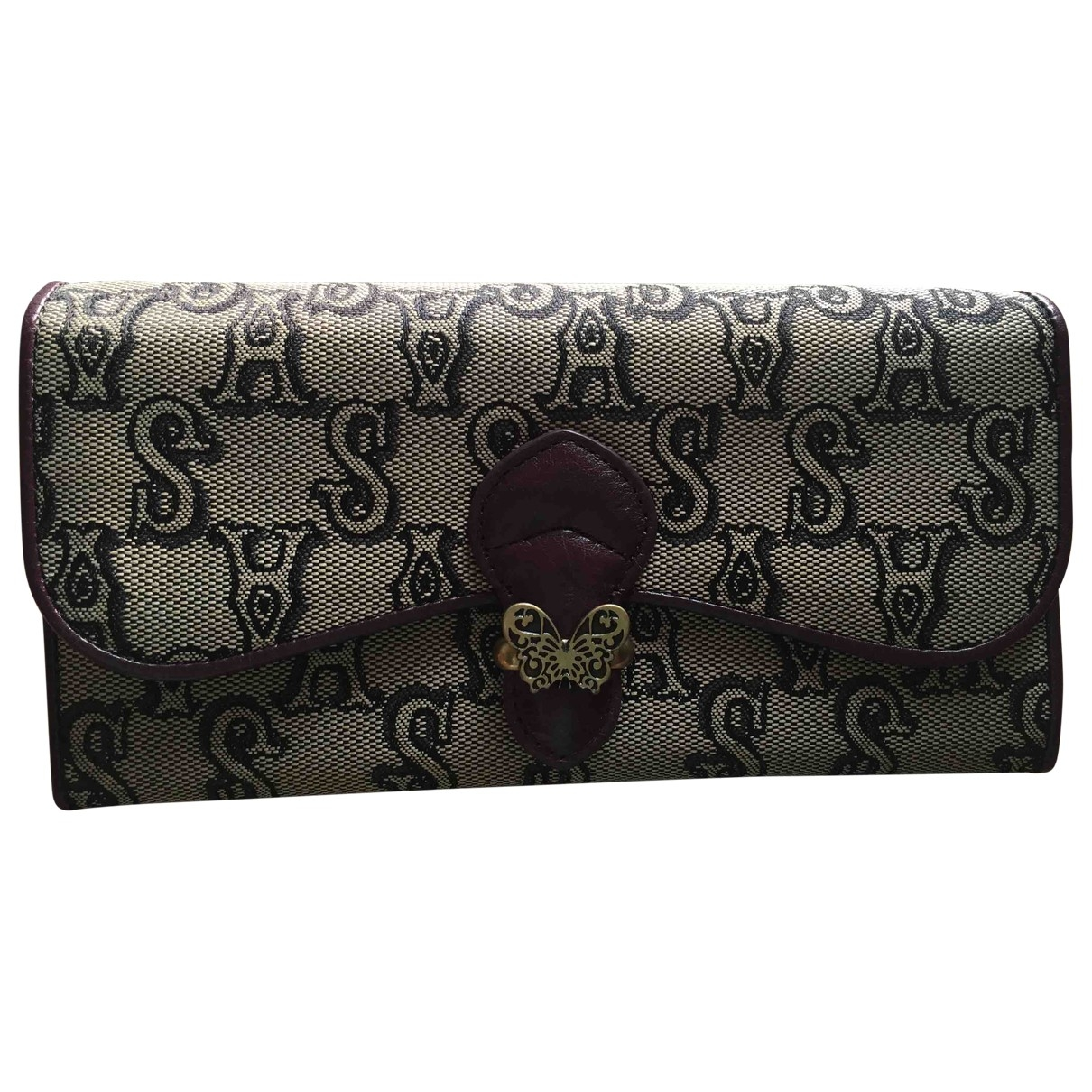Anna Sui \N Purple wallet for Women \N