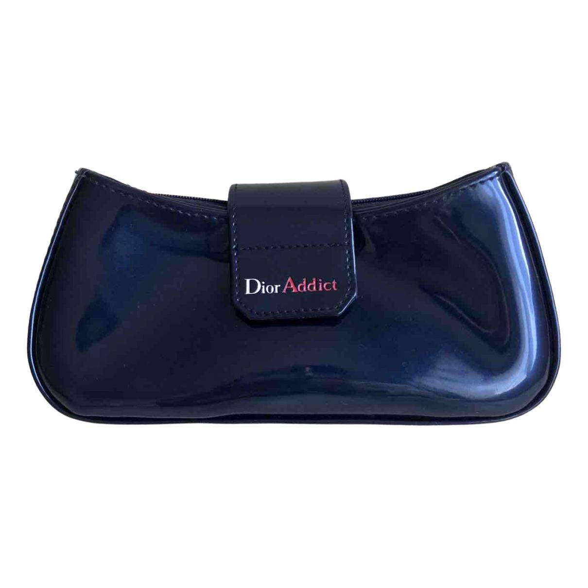 Dior \N Kleinlederwaren in  Marine Synthetik