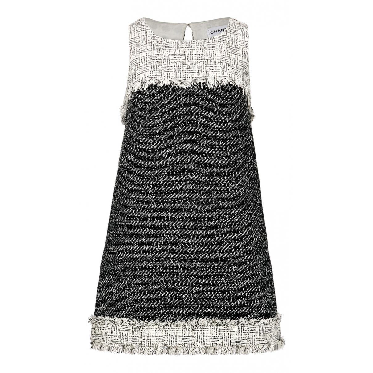 Chanel \N Kleid in  Bunt Baumwolle