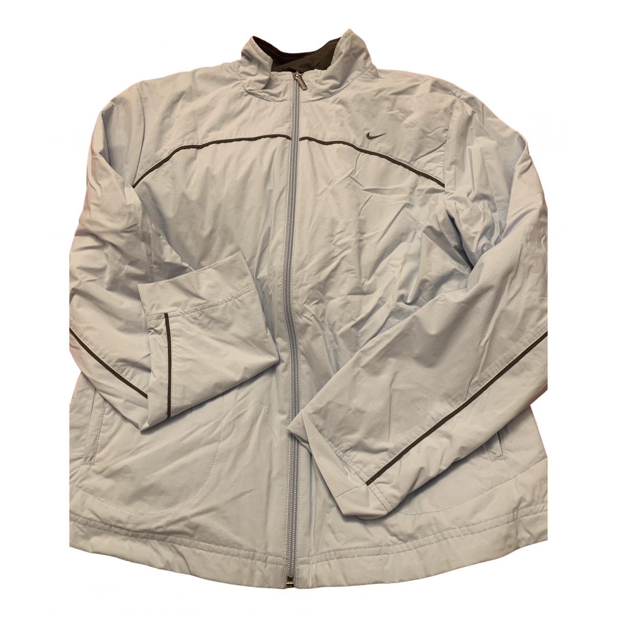 Nike N Blue jacket for Women 34 FR