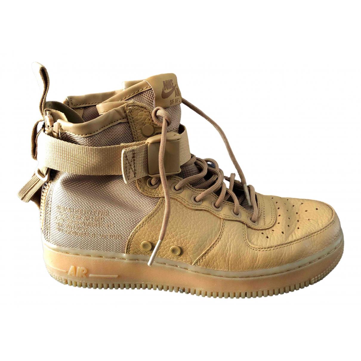 Nike SF Air Force 1 Brown Trainers for Women 40 EU
